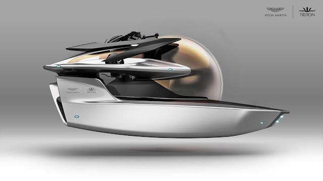 Aston Martin Neptune Project