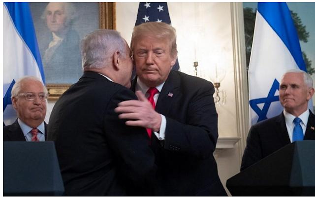 Israel acusado de espiar a la Casa Blanca: Trump ignora mientras Bibi niega