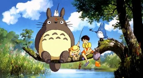0 - My Neighbor Totoro Subtitle Indonesia