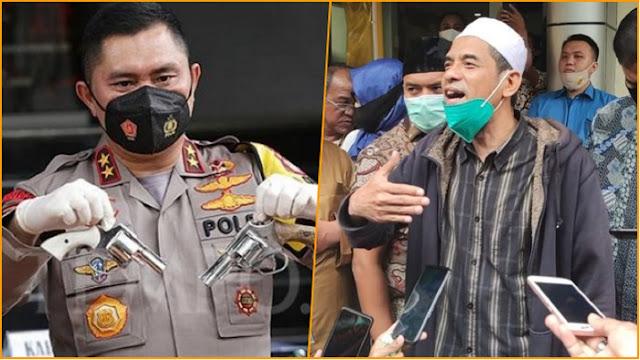 Orang Tua Laskar FPI Tantang Kapolda Metro untuk Bermubahalah, Yang Bersalah Dilaknat Seketurunan