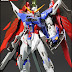 Painted Build: DM 1/100 Destiny Gundam METAL BUILD plastic ver.