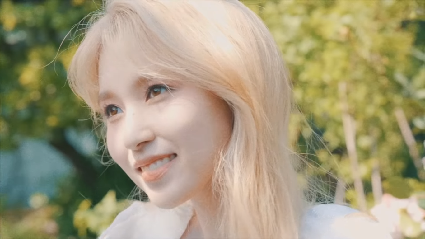 TWICE's Mina Looks Like a Goddess in 'MORE & MORE' Video Teaser