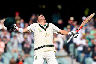 Australian opener batsman David Warner has scored his first triple century of his career