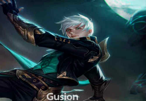 Strongest Mobile Legends Hero Gusion
