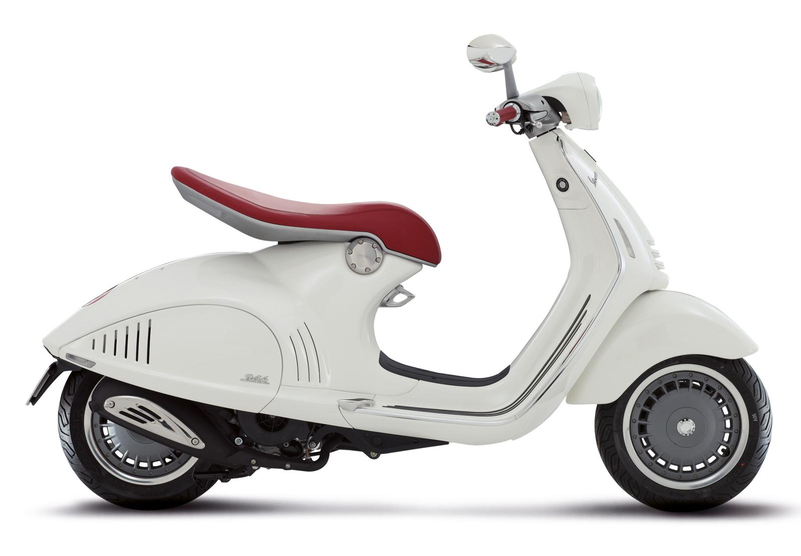 2013 piaggio vespa 946 automatic scooter. Black Bedroom Furniture Sets. Home Design Ideas