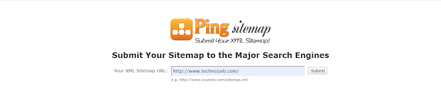 Here you have to give your XML sitemap URL.