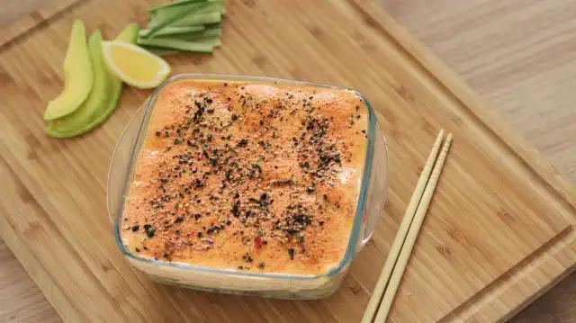 Resep Salmon Mentai Kekinian