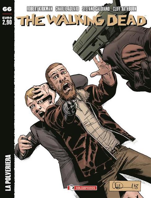 The Walking Dead #66: La polveriera
