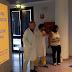 Sala meeting del C. Iatropolis gremita di coppie per il COUNSELING sulla fecondazione assistita. LE FOTO