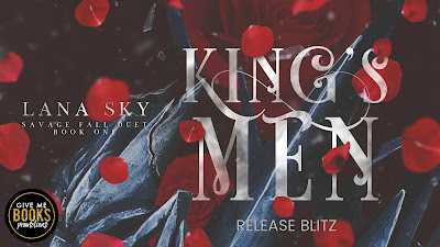 King's Men by Lana Sky is Live!!