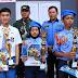 Kodim 0803/Madiun Serahkan Tropy Juara  Lomba Peringatan HUT  RI ke 74