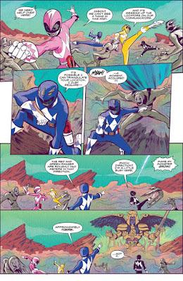 Power Rangers Boom Studios