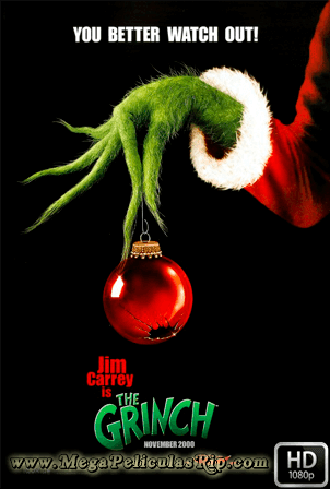 El Grinch (2000) [1080p] [Latino-Ingles] [MEGA]