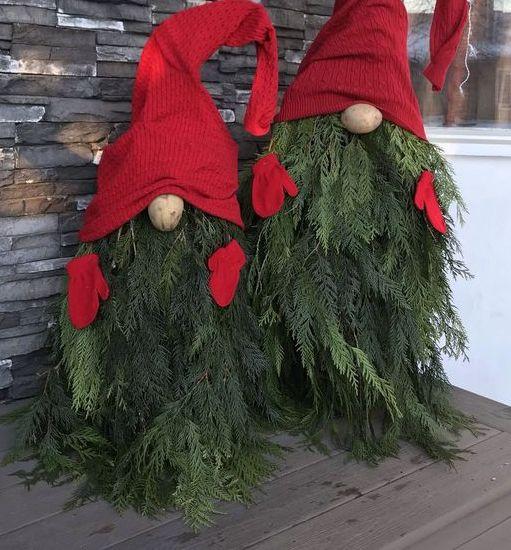 Πως θα φτιάξετε Χριστουγεννιάτικους Σκανδιναβικούς Νάνους