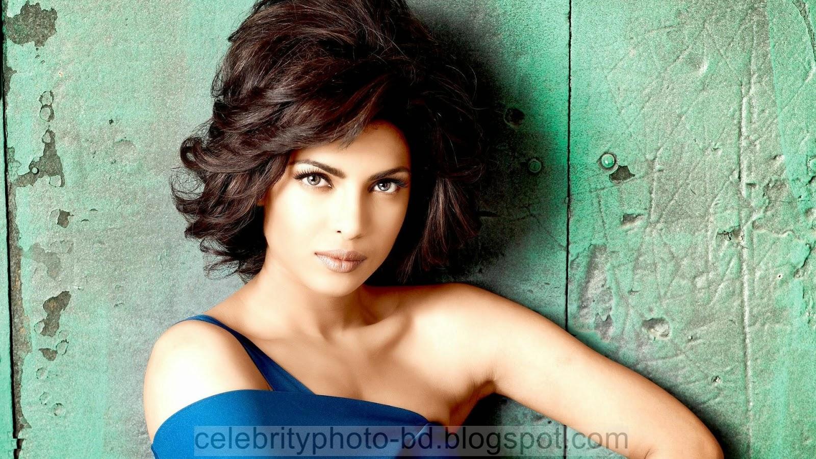 Priyanka Chopra's Hot Sexiest HD Photoshoot 2015 With Body Measurement