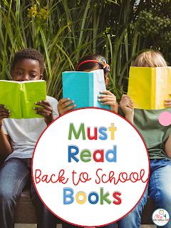Kindergarten back to school books