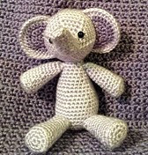 http://www.ravelry.com/patterns/library/elephant-amigurumi-2