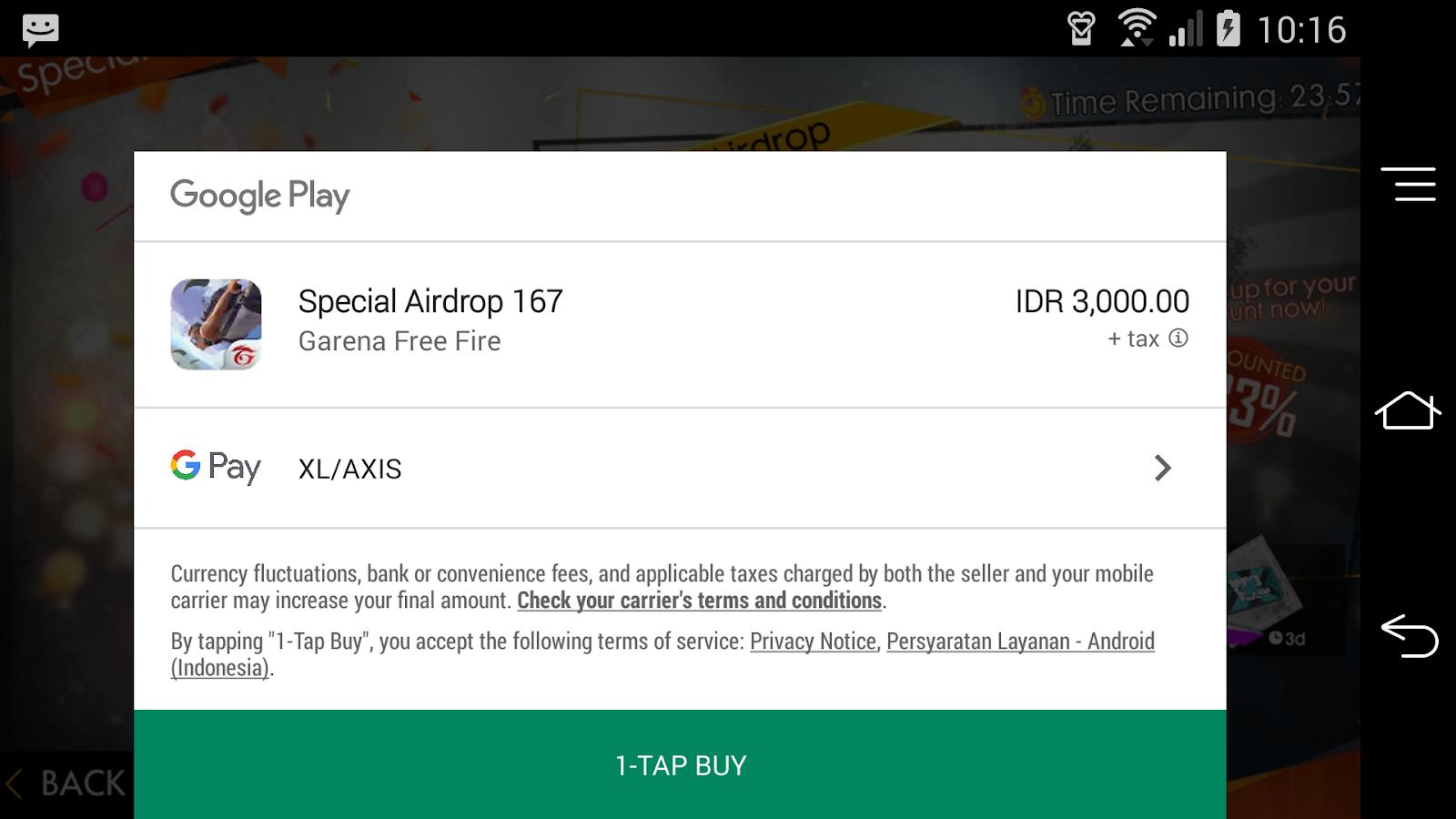 Bahas Lengkap Dapat Special Air Drop 3000 Free Fire Jam 10 Pagi Retuwit