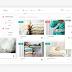 Ecomerce app dashboard - free sketch ui