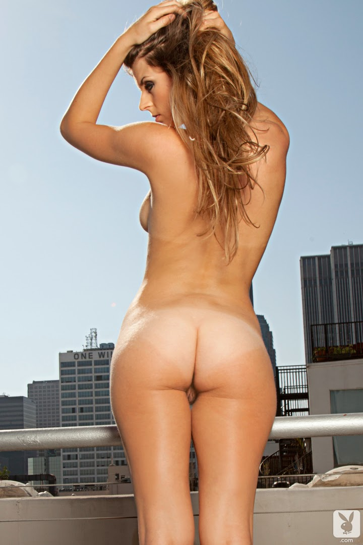 nikki marie rooftop sizzler the hot