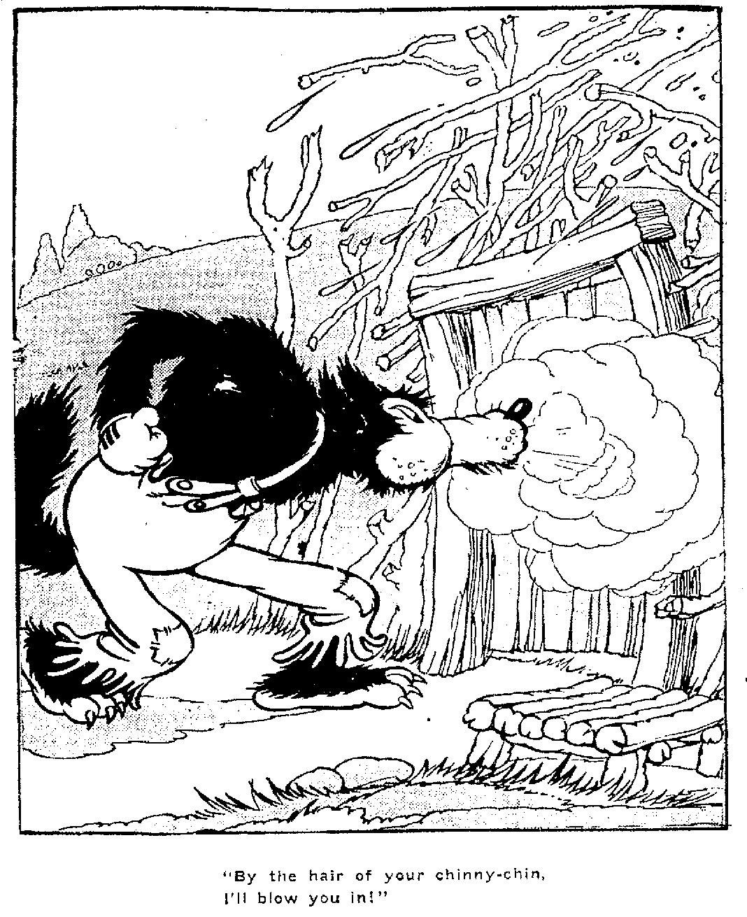 Tralfaz: Disney and his Big Bad Wolf