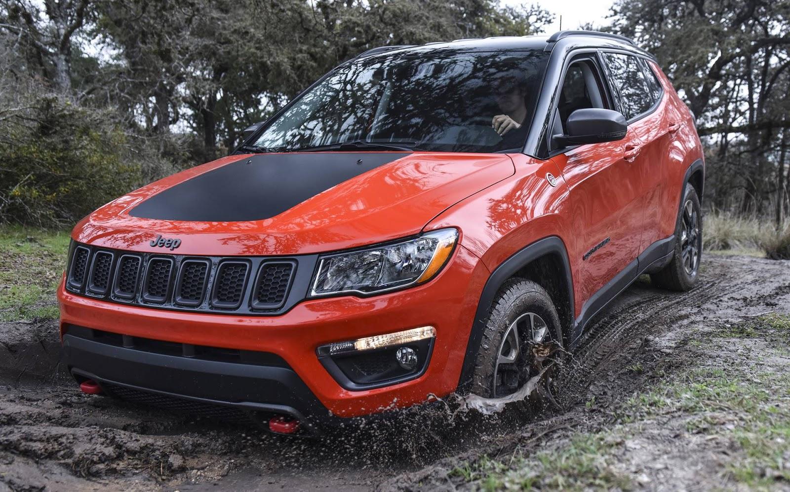Jeep Compass 2019 Tem Novidades Nos Eua  Detalhes Car
