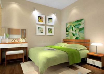 desain tempat tidur minimalis