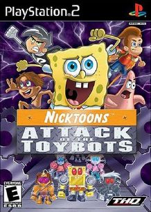 Nicktoons Attack Of The Toybots PS2 Torrent