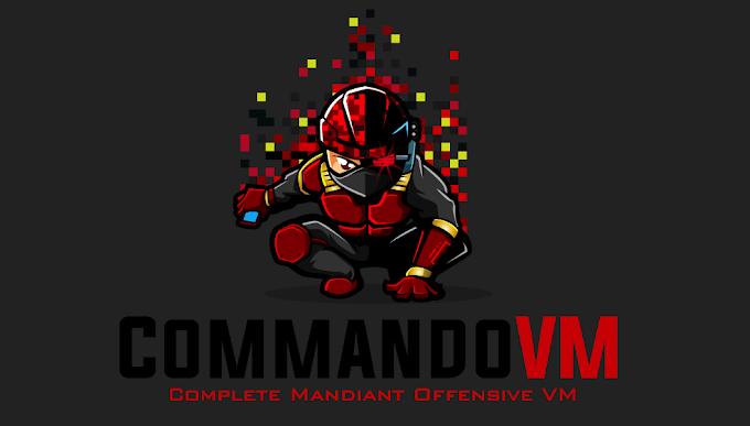 Mengenal Lebih Jauh Commando VM Distro Windows Untuk Penetration Testing