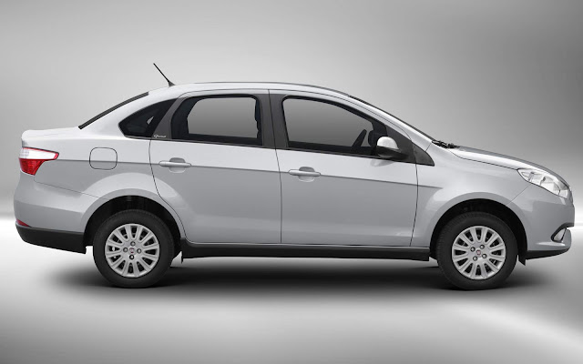 Fiat Grand Siena 2018 Attractive 1.0