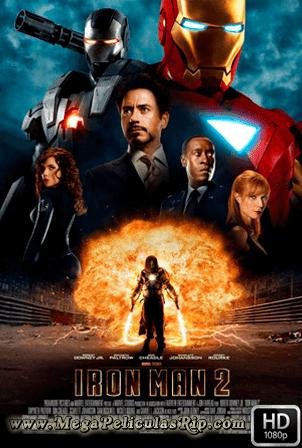 Iron Man 2 [1080p] [Latino-Ingles] [MEGA]