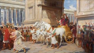 riassunto sugli imperatori romani del tardo Impero