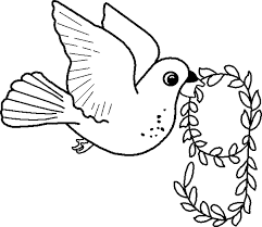 Homer Pigeon Coloring Pages Animals