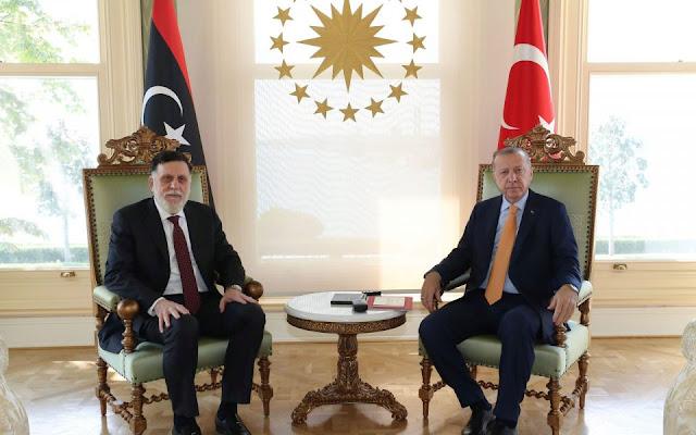 Άγκυρα: Η παραίτηση Σαράζ δεν αλλάζει τις συμφωνίες με την Τρίπολη