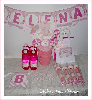 kit baby shower niña
