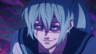 "Hellominju.com : 呪術廻戦 アニメ『真人(CV:島﨑信長)』 | Jujutsu Kaisen ""Cursed Spirits"" | Mahito | Hello Anime !"