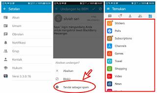 BBM Android 3.3.2.31 Apk Terbaru Update April 2017
