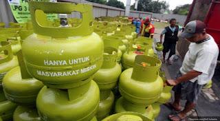 Wacana Gas Subsidi Dihilangkan, Tanjabtim Belum Dapat Intruksi