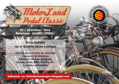 Pedal Classic 16
