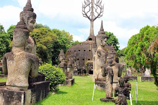 Buddha Park - Vientiane