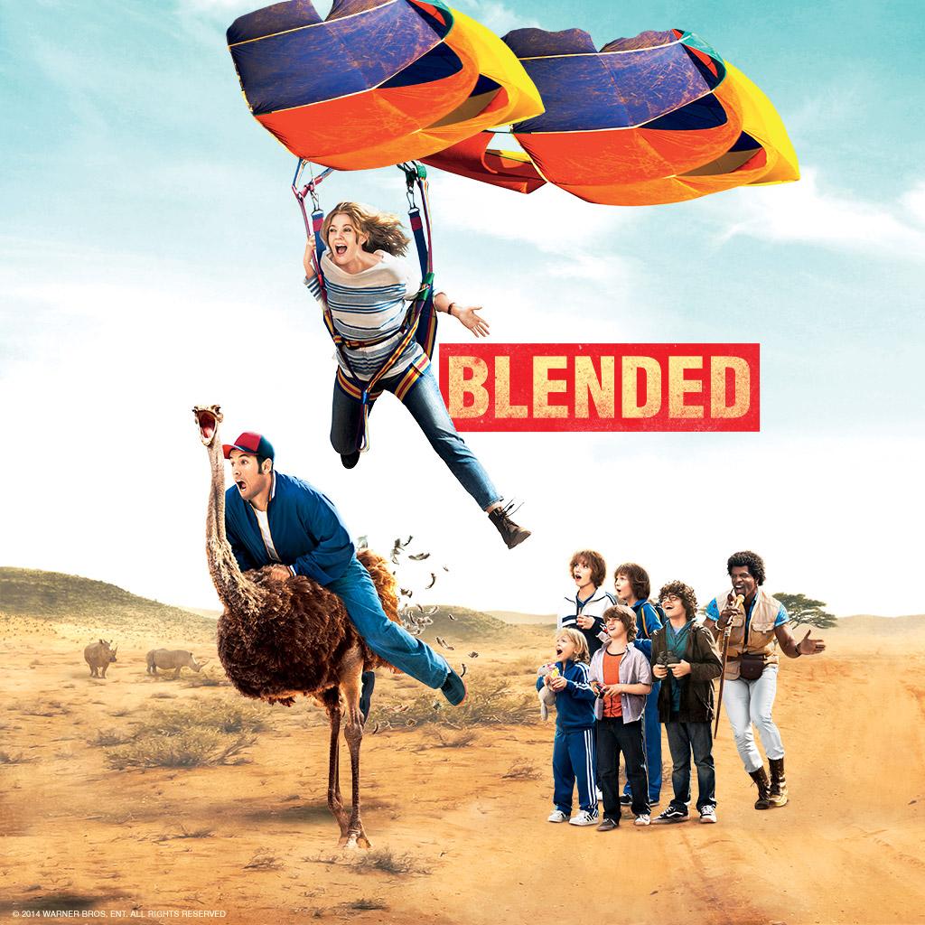 Nonton Film Blended (2014)