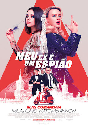 The Spy Who Dumped Me (2018) Torrent