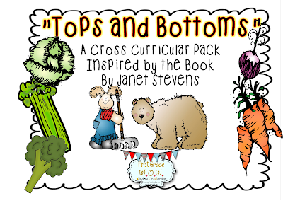 Number Patterns with Tops and Bottoms, Realistic Fiction Writing, and The Empty Pot
