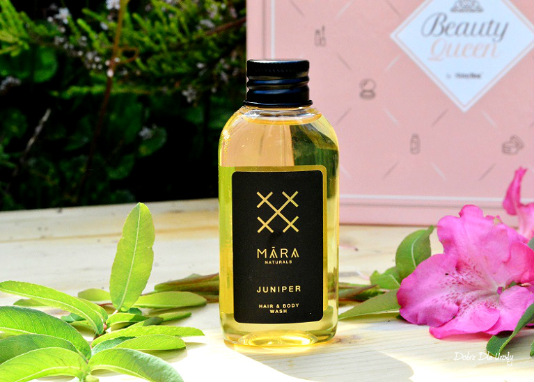 Mara NATURALS Żel do mycia ciała i włosów