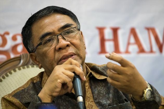 Tim Prabowo: Sekelas Moeldoko Kok Main Ancam