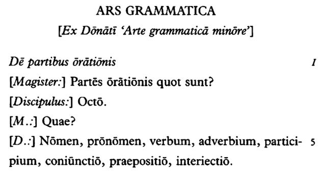 Grammar Passage