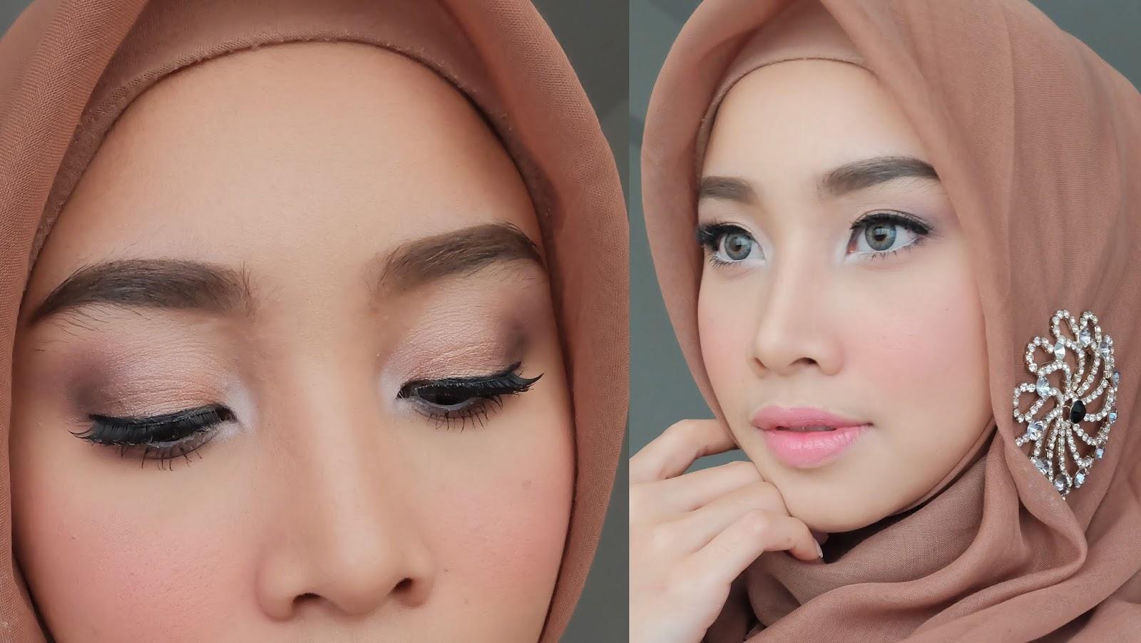 Tutorial Make Up Natural - Aditya-Web.com