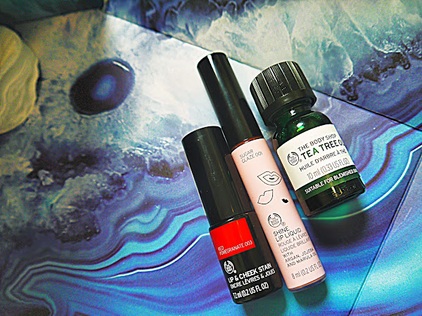 3 To Try From The Body Shop // My Favourite Body Shop Products