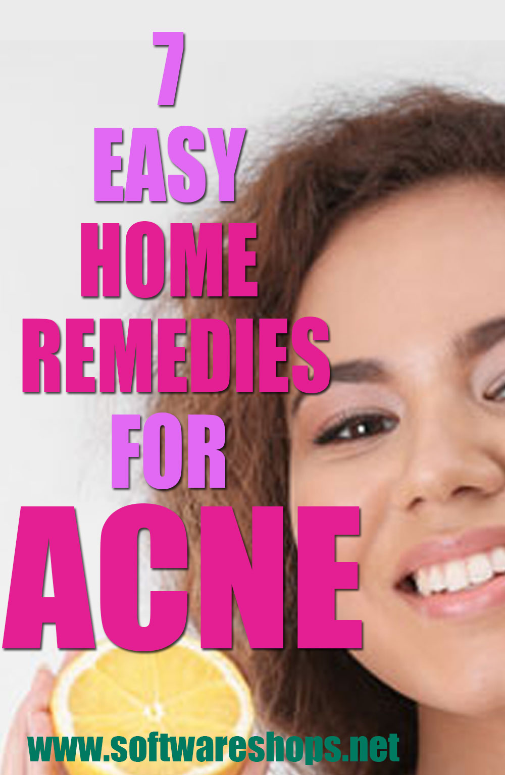 easy home remedies for acne