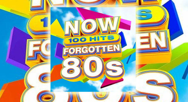 VA - Now 100 Hits Forgotten 80s 5CD 2019 ( Free Download ) - ALBUM MUSIK
